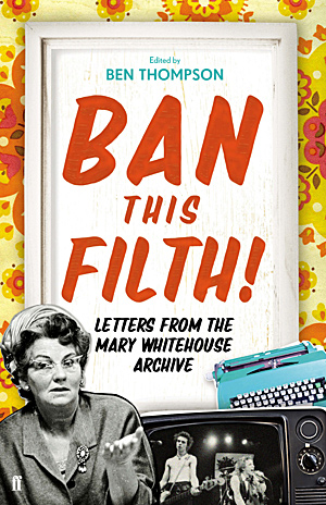Ban this Filth! book cover